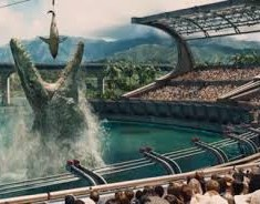 Box Office Jurassic World Stomps to Record $204.6M U.S. Debut, $511.8M Globally