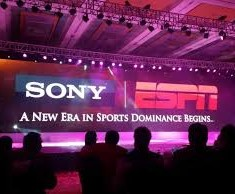ESPN india sony