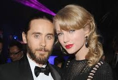Jared Leto Taylor Swift