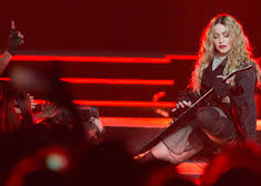 Madonna Performs Impromptu Concert In Paris To Honor Attack Victims